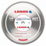 American Saw & Mfg 21891ST140080CT Metal-Cutting Circular Saw Blade, 14-In. x 80TPI