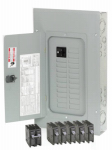 Eaton BR2020B100V Load Center, Indoor, Main Breaker Installed, 100-Amp Main Breaker