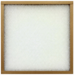 Flanders 10055.011525 EZ Flow II 15x25x1-In. Flat Panel Spun Fiberglass Furnace Filter, Must Be Purchased in Quantities of 12