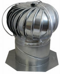 Air Vent 52605 12-Inch External Brace Turbine With Base