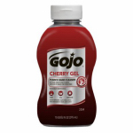 Gojo Industries 2354-08 Hand Cleaner with Pumice, Cherry Gel, 10-oz.