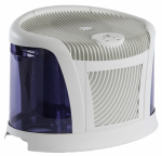 Essick Air Products 3D6 100 Mini-Console Evaporative Humidifier, 3-Gal. Water Capacity, Up to 1500 Sq. Ft. Coverage