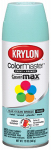 Krylon Diversified Brands K05151202 Colormaster Spray Paint, Indoor/Outdoor Use, Gloss Blue Ocean Breeze, 12-oz.
