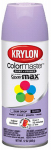 Krylon Diversified Brands K05151302 Colormaster Spray Paint, Indoor/Outdoor Use, Gloss Gum Drop, 12-oz.