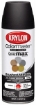 Krylon Diversified Brands K05125402 Colormaster Brushed Metallic Spray Paint, Indoor Use, Oil Rubbed Bronze,11-oz.