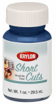Krylon Diversified Brands SCB061 Short Cuts Brush On Paints, Forever Blue, 1-oz.