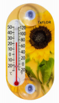 Springfield Precision Instruments 91565 Flower Thermometer