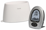 Taylor Precision Products 91505-1 Wireless Digital Rain Gauge & Indoor/Outdoor Thermometer Base Station