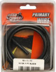 Coleman Cable 55671833 Primary Wire, Black, 10-Ga., 7-Ft.