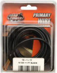 Coleman Cable 55671333 Primary Wire, Black, 12-Ga., 11-Ft.
