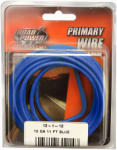 Coleman Cable 55671633 Primary Wire, Blue, 12-Ga., 11-Ft.