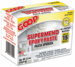 Eclectic Products 5330031 4-oz. SuperMend Epoxy Paste
