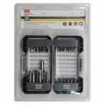 Disston 116717 40-Piece Screwdriving Bit Set