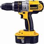 Black & Decker/Dewalt DCD950KX XRP™ Hammerdrill/Drill/Driver, 1/2-In. Chuck, 18-Volt