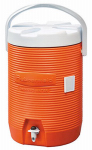 Rubbermaid 168301 11 3-Gallon Orange Water Cooler