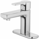 Homewerks Worldwide 116857 Chrome Single-lever Faucet With Pop Up