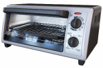 Applica/Spectrum Brands TO1322SBD 4-Slice Toaster Oven/Broiler