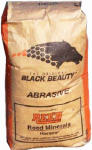 Harsco Minerals Intl BBMED50 50LB Medium Black Beauty