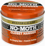 Willert Home Products 1002.6 No Moth Closet Hanger, 14-oz.