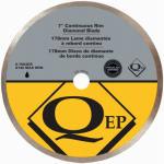 Roberts/Qep 6-7003Q 7-Inch Continuous Rim Premium Blade