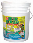 Enviro Protection Ind 1025 Deer Scram Granular Repellent, 25-Lbs.