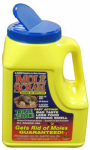 Enviro Protection Ind 12004 Mole Scram Granular Repellent, 4.5-Lbs.