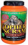 Enviro Protection Ind 13004 Gopher Scram Granular Repellent, 3.5-Lbs.