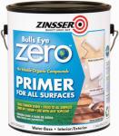 Zinsser & 249020 Zinsser Bullseye Zero Gallon Interior & Exterior Primer/Sealer