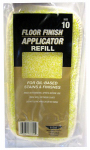 Ettore Products 33310 Oil-Base Floor Finish Applicator Refill, 10-In.