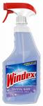 S C Johnson Wax 70254 26-oz. Crystal Rain Glass Cleaner