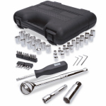 Apex Tool Group-Asia 117850 50-Piece SAE/Metric Mechanic Tool & Socket Set