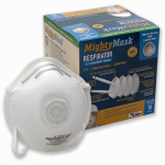 Safety Works 10102483 10-Pack N95 Respirator