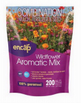 Encap 10812-6 Aromatic Wildflowers Mix, Covers 200 Sq. Ft.