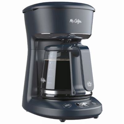 2132160 12-Cup Programmable Pause 'N Serve Coffeemaker, Blac