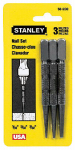 Stanley Consumer Tools 58-230 Hardened Steel Nail Set, 3-Pc.
