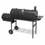 Char-Broil 14201571-DI American Gourmet Deluxe Offset Smoker