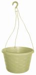 Att Southern HW1224OG 12-Inch Sage Hanging Basket Planter