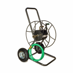 Lewis Lifetime Tools HT-2EZ Hose Reel Truck, 2-Wheel, Holds 200-Ft.