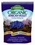 Espoma AV4 African Violet Potting Mix, Organic, 4-Qts.
