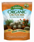 Espoma CA4 Cactus Potting Mix, Organic, 4-Qts.