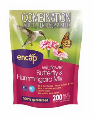 Encap 10810 6 Butterfly Amp Hummingbird Flower Mulch Seed