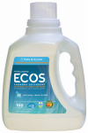 Earth Friendly Products 9889/04 100-oz. Free & Clear Concentrated Liquid Laundry Detergent