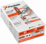 Paslode 650524 Fuel & Nail Combo Pack, 3-In. x .120, 1000-Ct.
