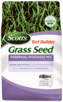 Scotts Lawns 18260 Turf Builder Perennial Ryegrass Grass Seed Mix, 3-Lbs.