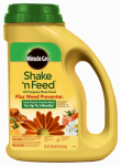 Scotts Miracle Gro 1038361 Shake 'N Feed All-Purpose Plus Weed Preventer, 4.5-Lb.