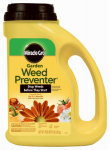Scotts Miracle Gro 100475 5-Lb. Garden Weed Preventer