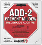 Zinsser & 60511 ADD-2 Interior & Exterior Mildewcide Additive