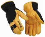 Kinco International 101HK L Large Men's Premium Grain Deerskin Leather Gloves
