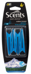 Auto Expressions VNT-28 Auto Air Freshener, Vent Stix, Outdoor Breeze