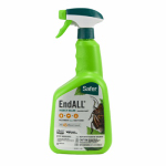 Woodstream 5102-6 Organic End All Insect Killer, 32-oz.